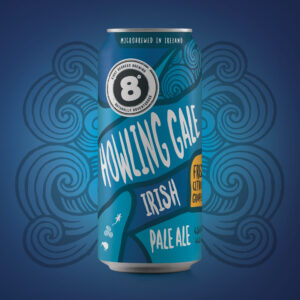 CAN - Howling Gale Irish Pale Ale (24x440ml)