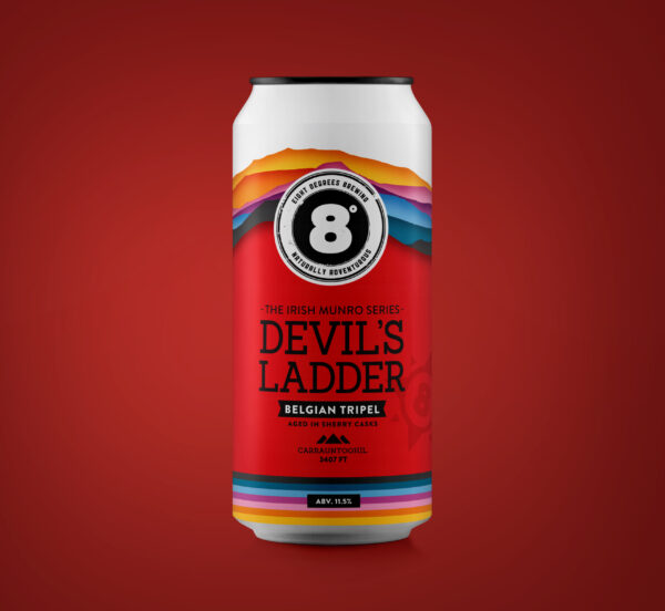 CAN - IRISH MUNRO Series #6: Devil's Ladder Belgian Tripel