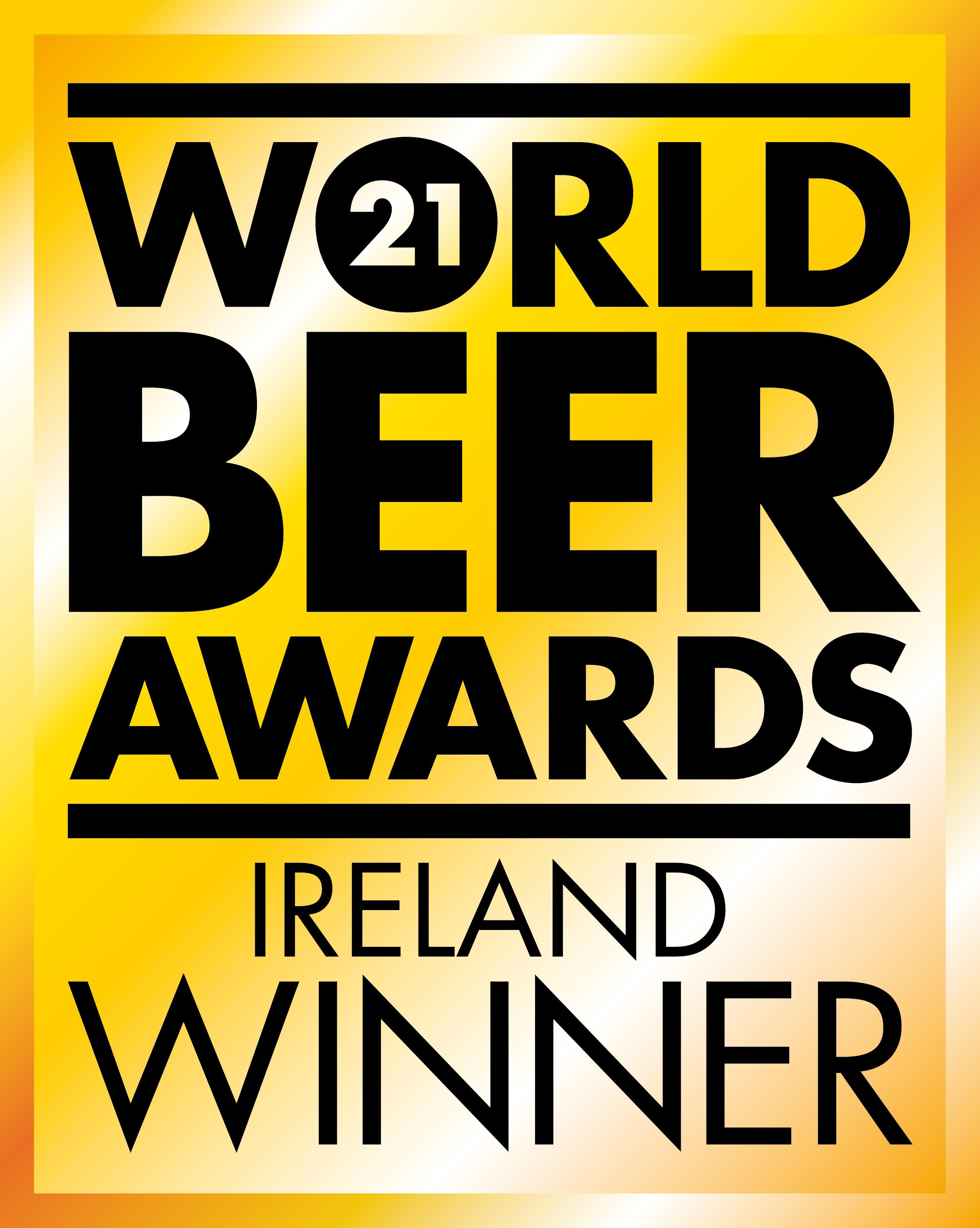 Seisiún, Sunburnt take Best in Ireland at 2021 World Beer Awards thumbnail
